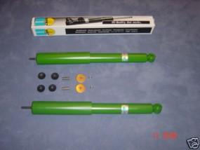 Bilstein Sport-Gasdruckdämfer vorne und hinten
