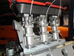 50 mm-Drosselklappensatz für Gruppe B SC-RS MFI